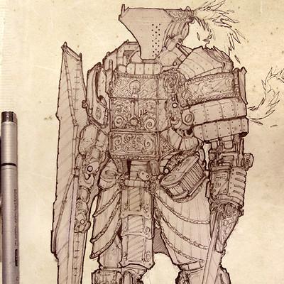 Federico ferrarese evo swordbot mkiv