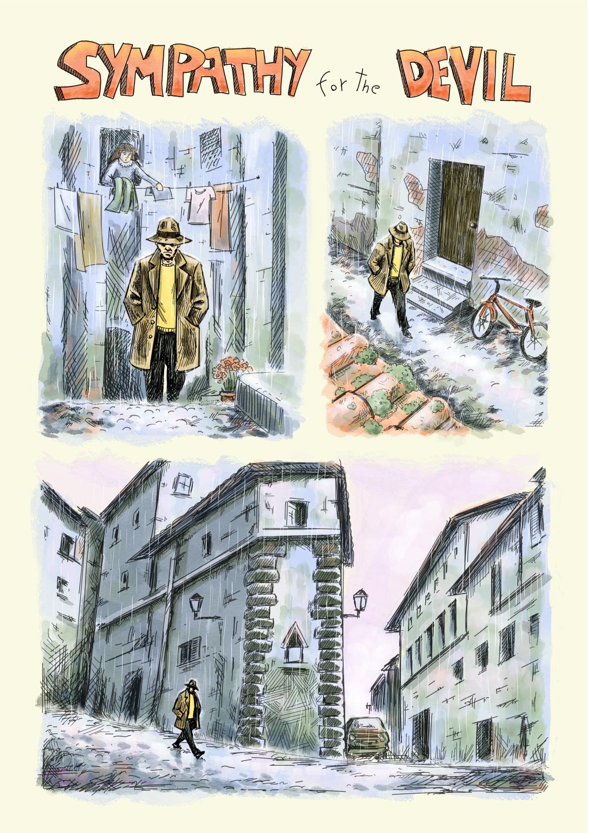 John ciarfuglia page 1 art