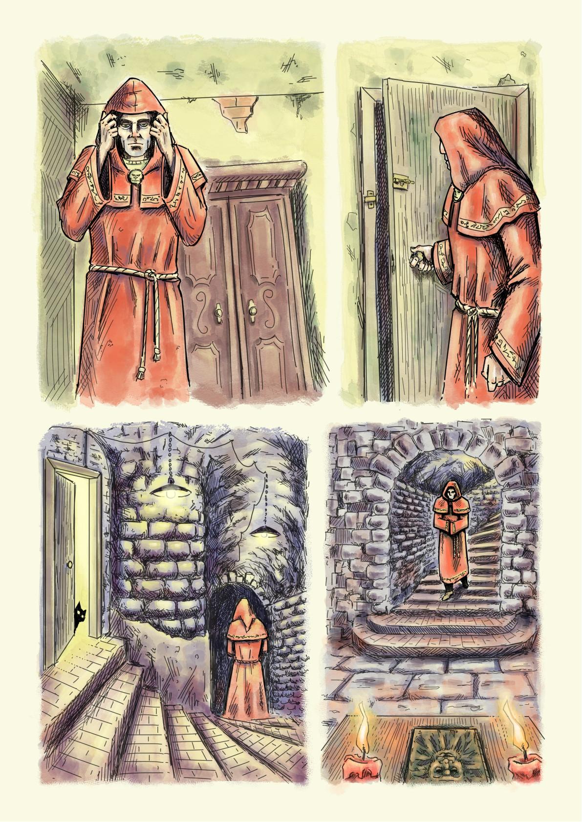 John ciarfuglia page 5 art