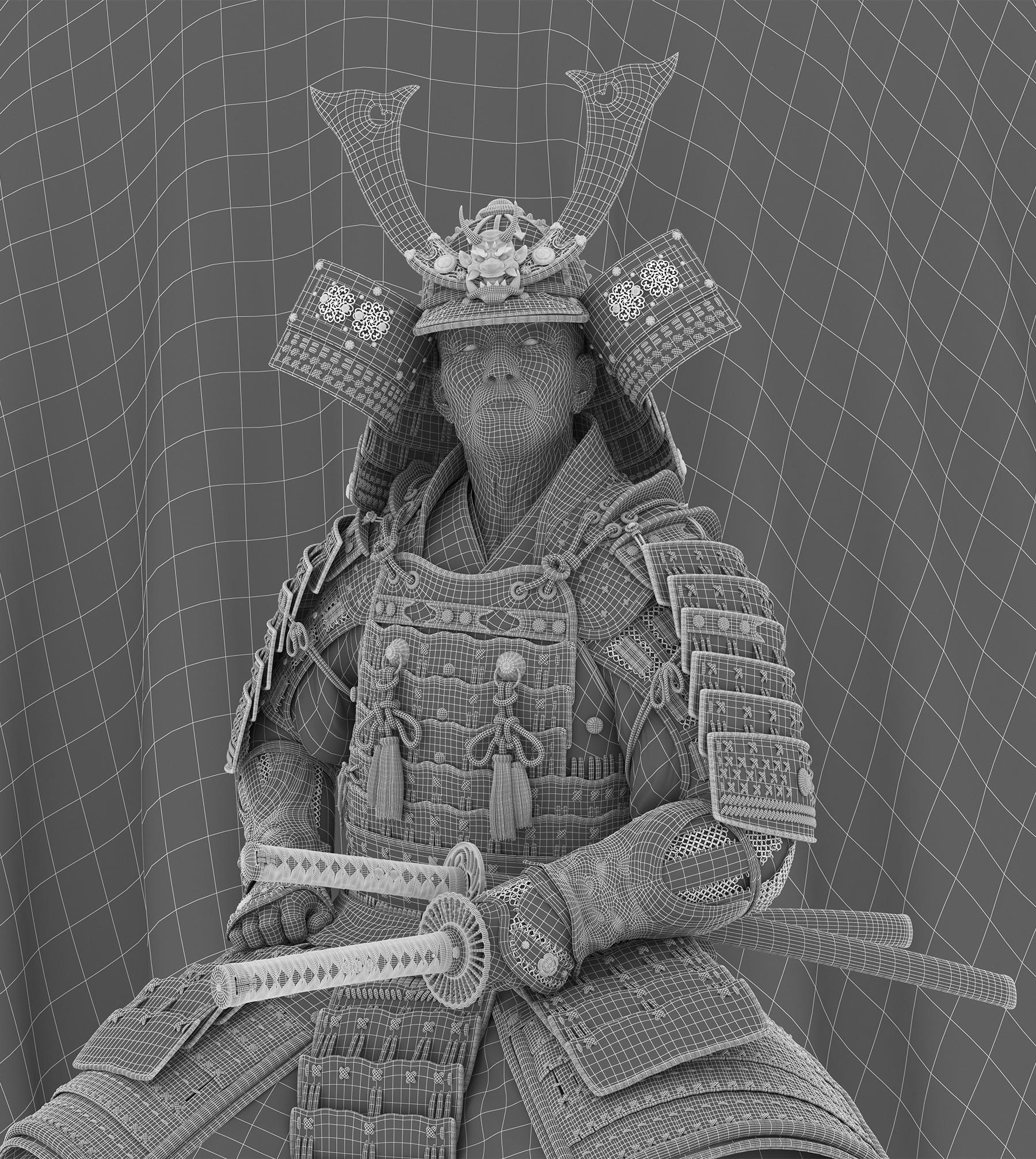 Arthur torres melero samuraiwireframe