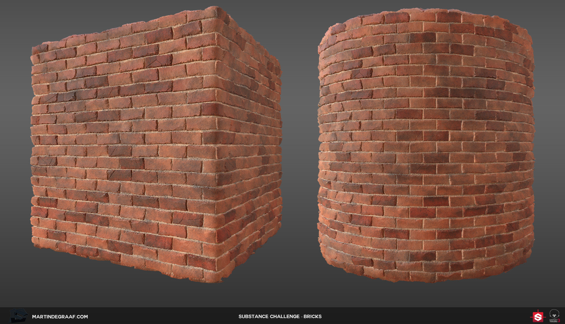 Martin de graaf substance challenge bricks substance martin de graaf 2017