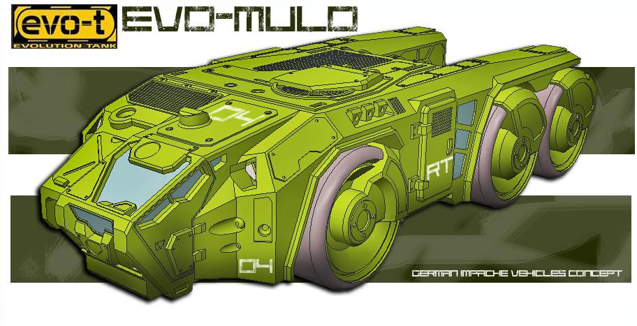 MULO Military version