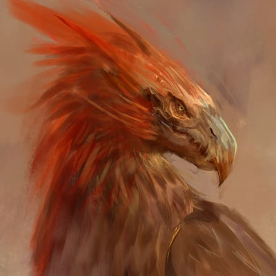 Avalerion Bird