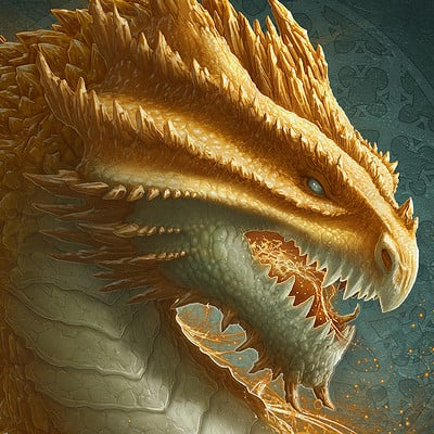 Kerem beyit dm citrine dragon rev