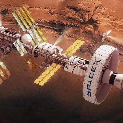 Encho enchev space1