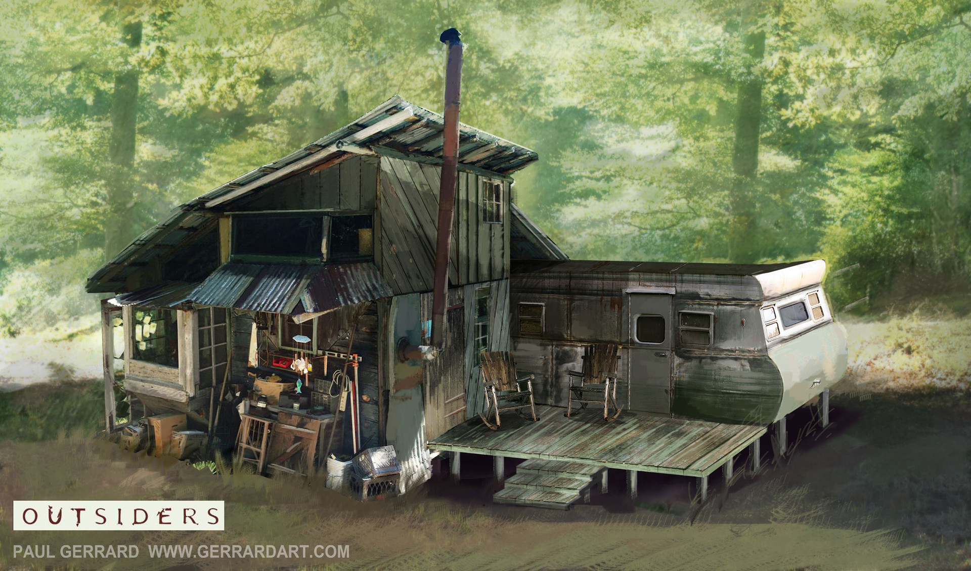 OUTSIDERS : TV SHOW