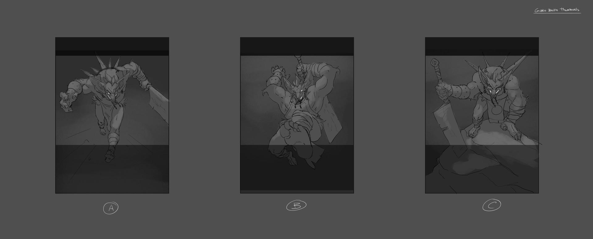 Ricardo coelho goblin brute thumbnails 01