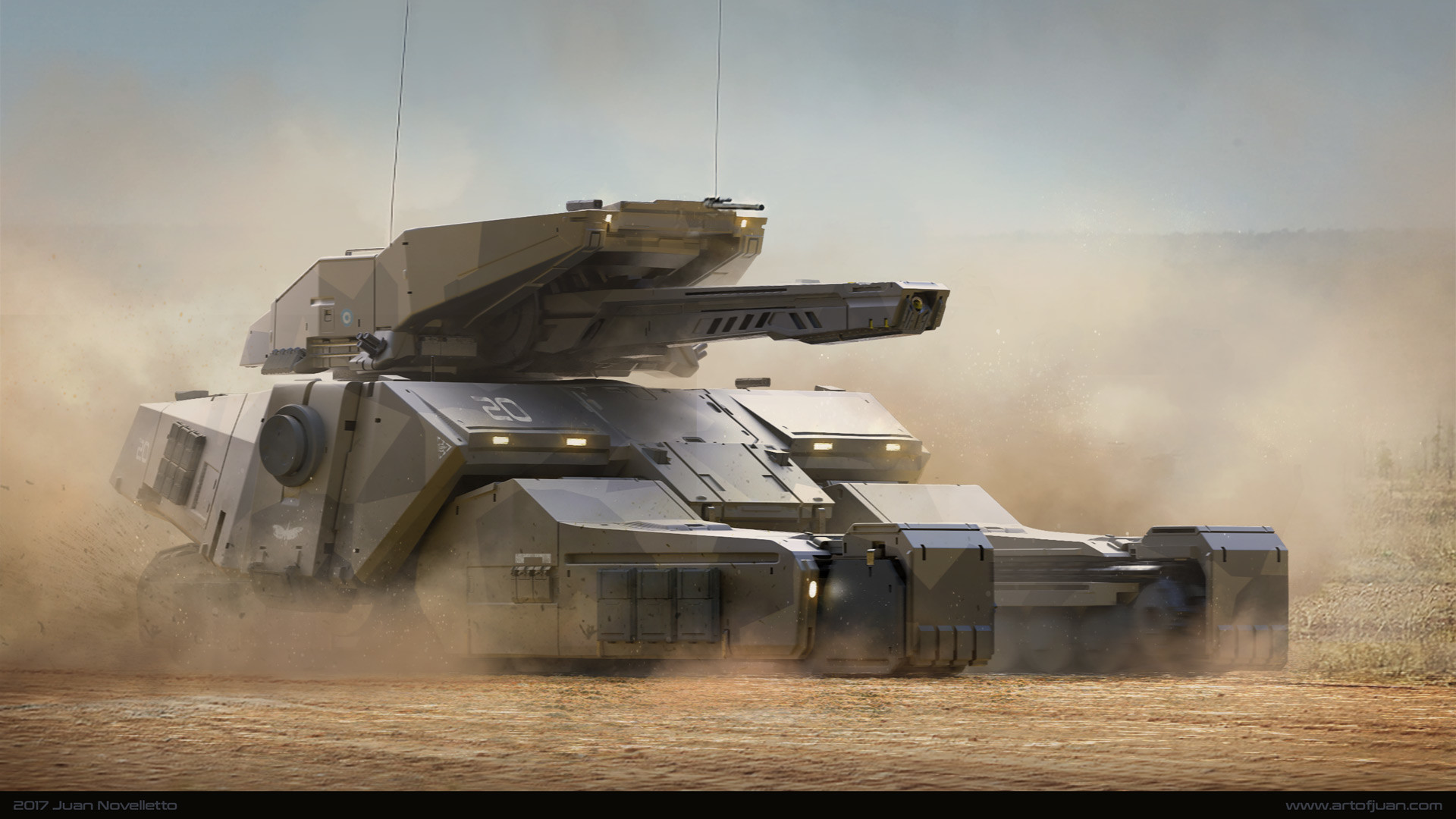 Juan novelletto tank01 arena
