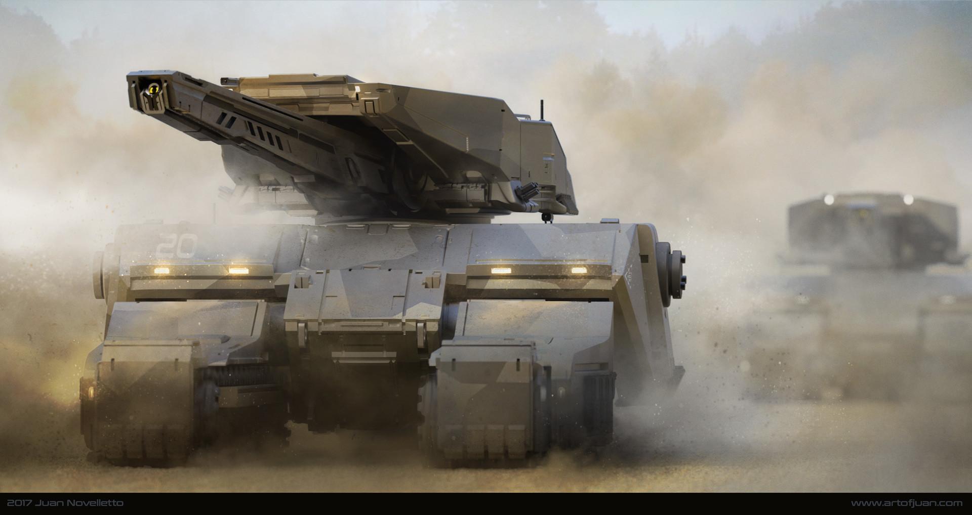 Juan novelletto tank02 arena
