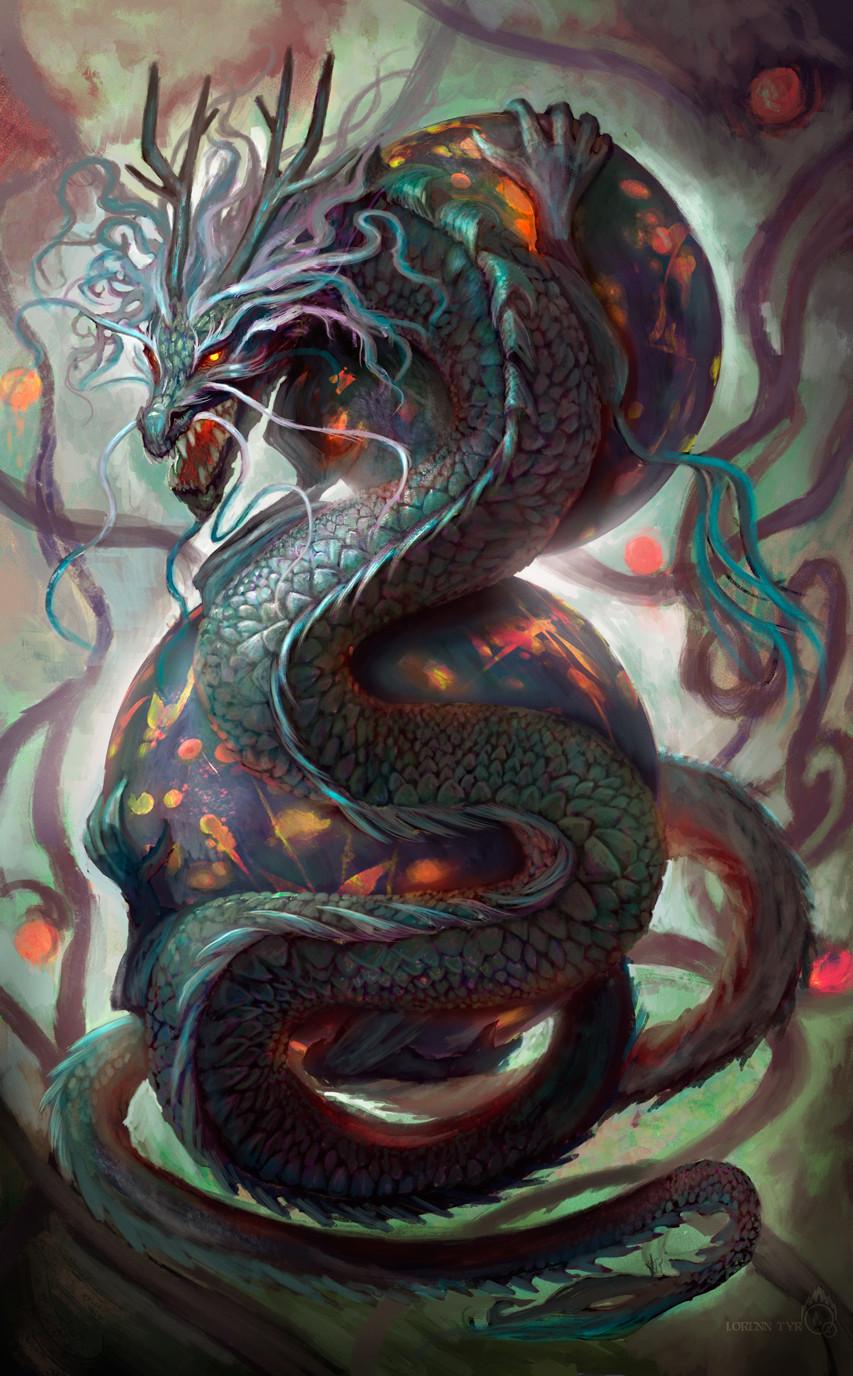 Lorenn tyr dragonasiafin