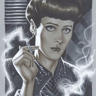 Marco santucci rachel blade runner final