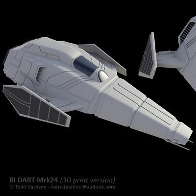 Todd harrison ri dart mrk24 3d print prep 3v web
