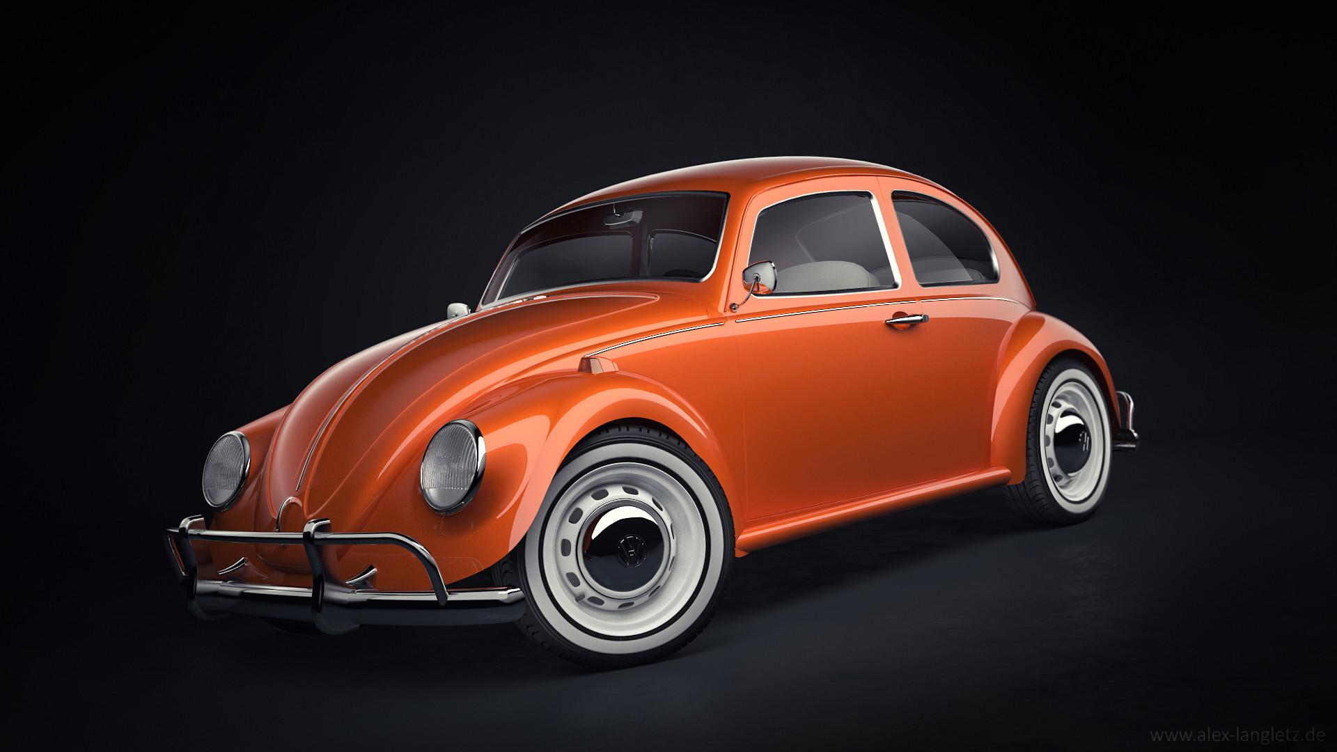 Alex langletz classic vw beetle