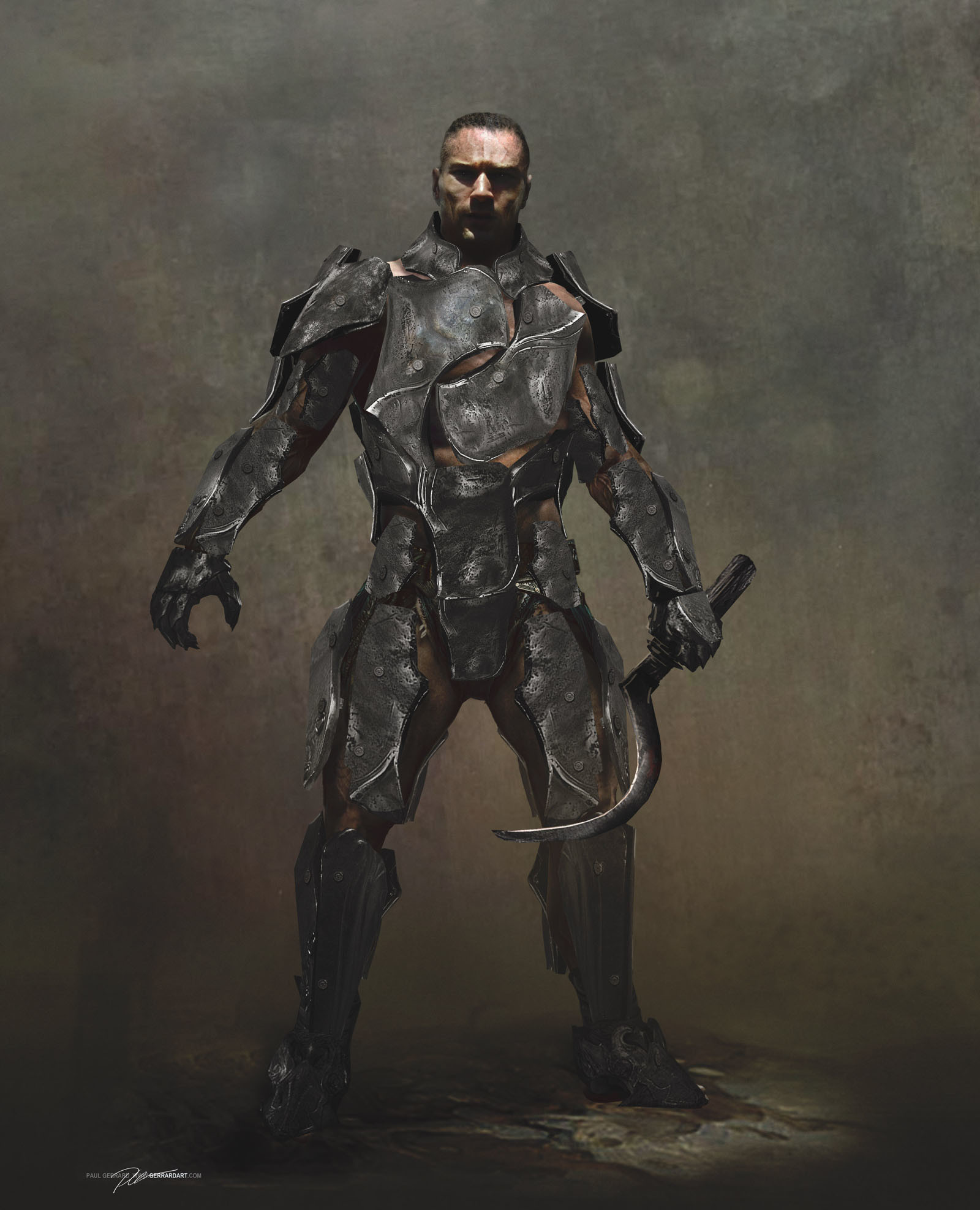 Paul gerrard leopardhex armour 01