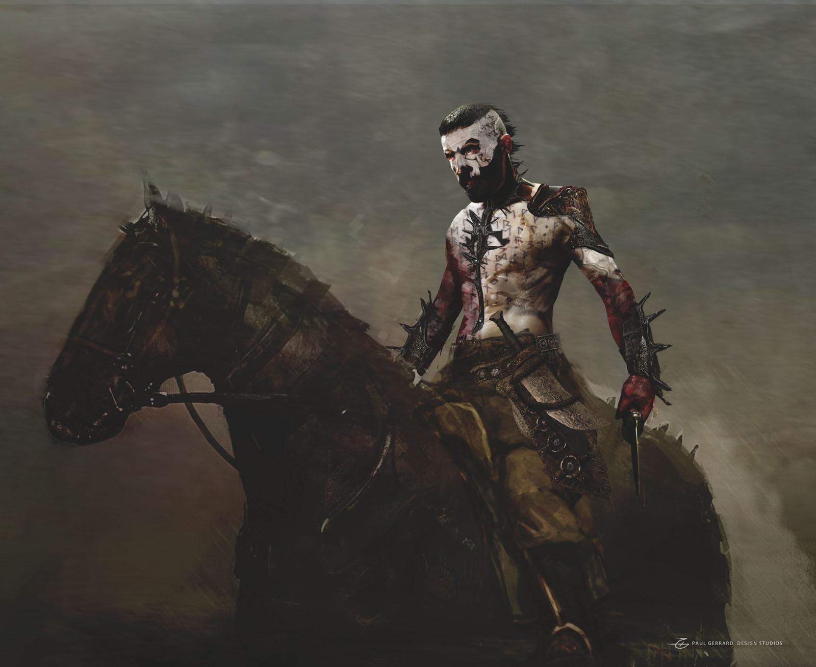 Paul gerrard wraith horde 04