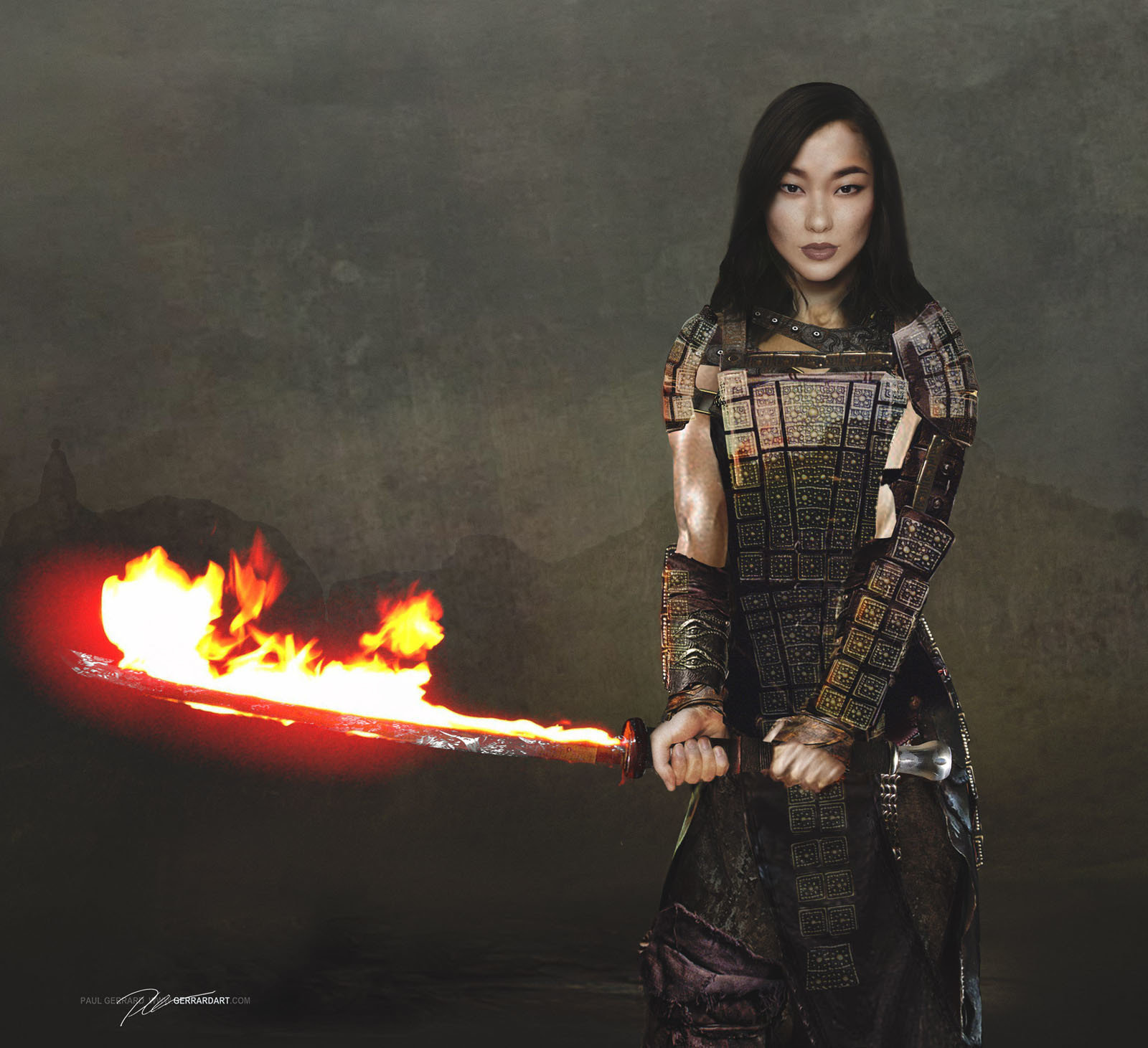 Paul gerrard mulan flame 04