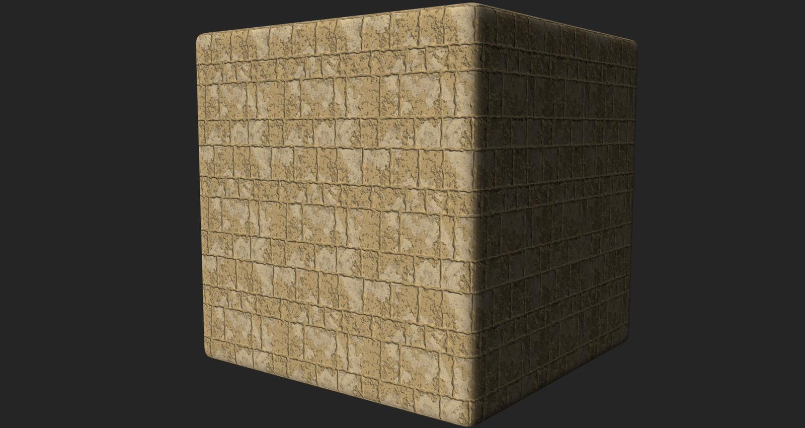 Sandstone Substance