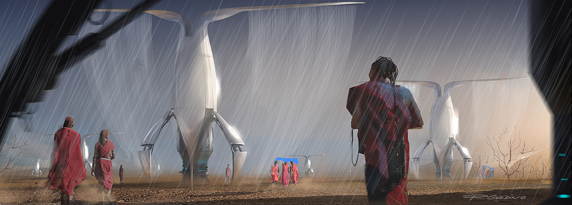 Rain of Blessing