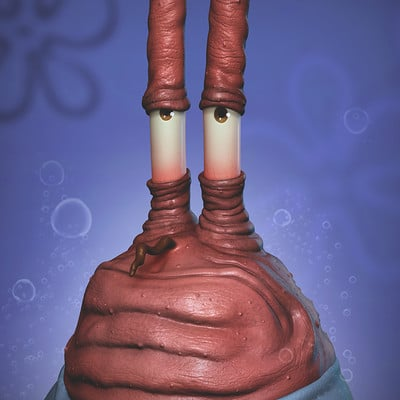 Wil hughes mr krabs