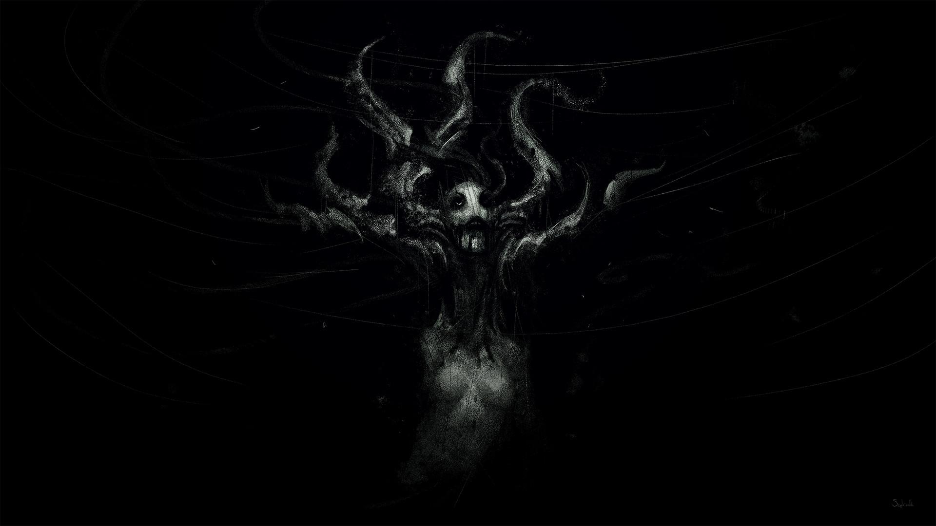 Sephiroth art void