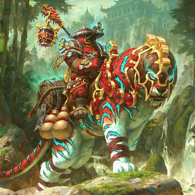 Veli nystrom wow monk mount final preview veli