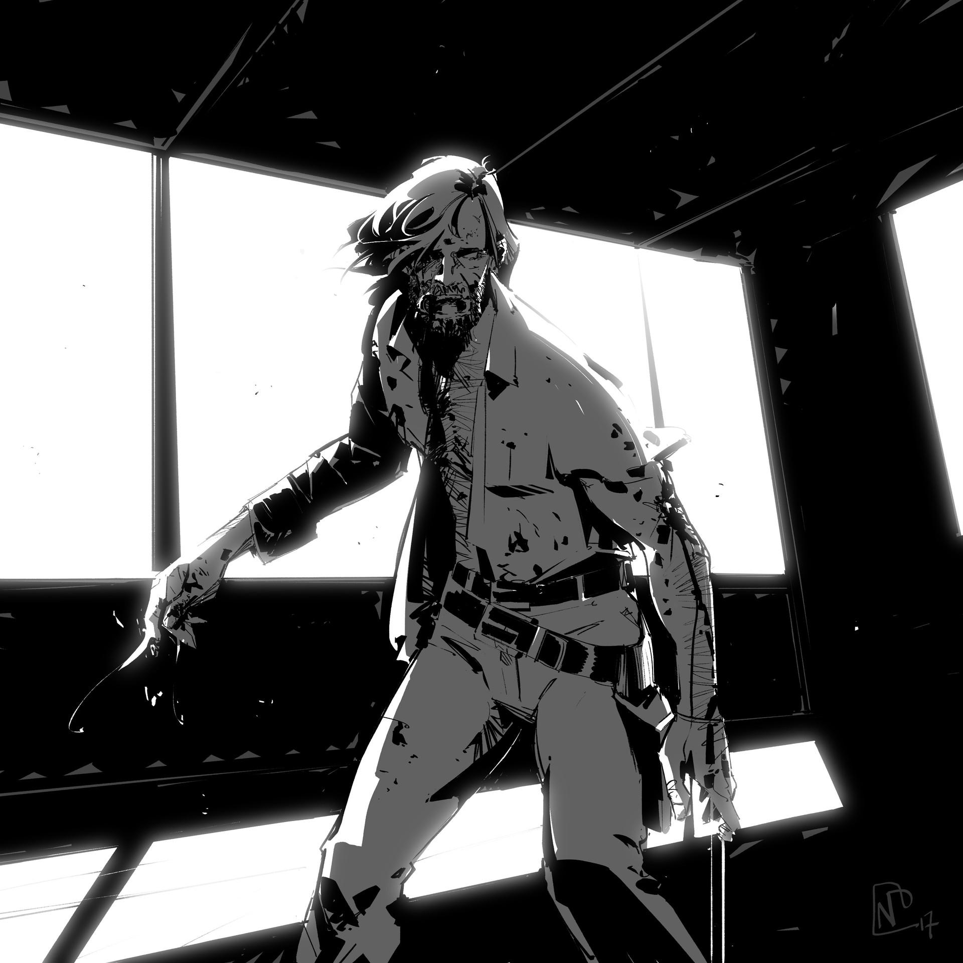 Nicolas petrimaux zombiie