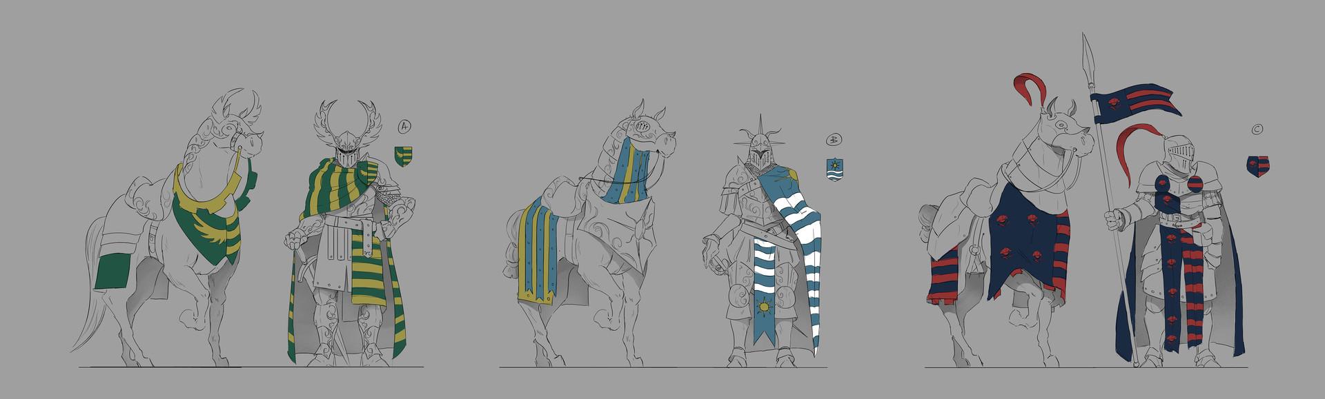 Ricardo coelho concepts order knight 03