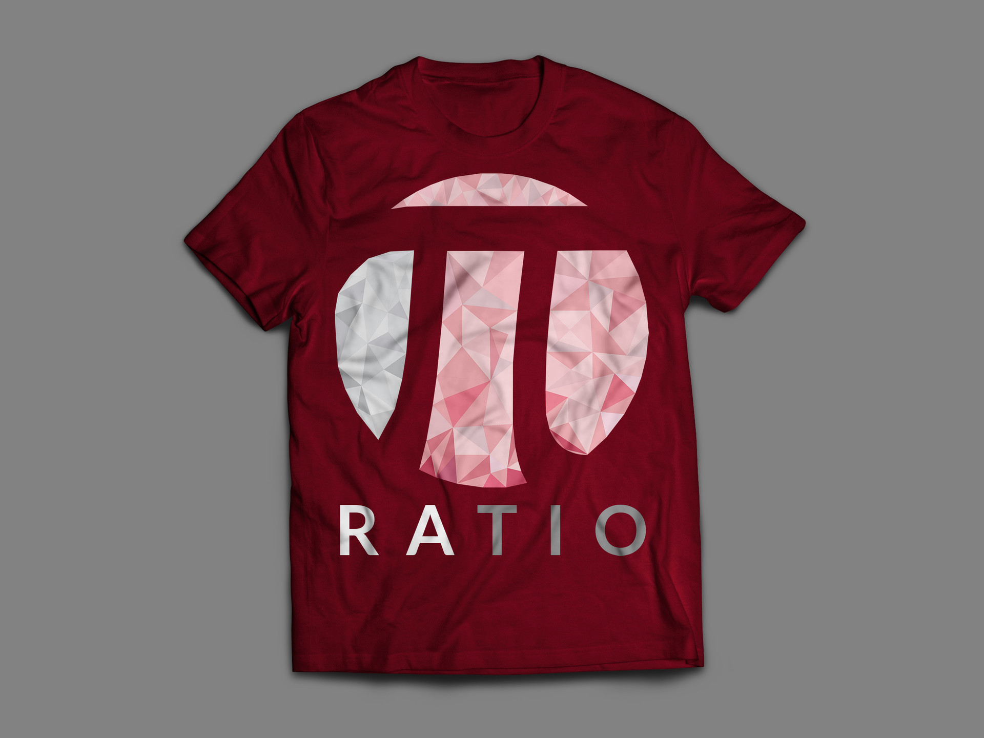 Jerry ubah ratio tshirt front 2
