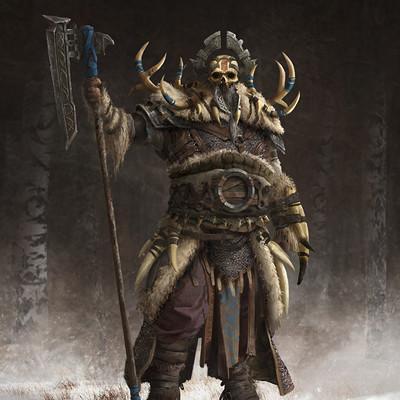 Max hugo unknown warlord