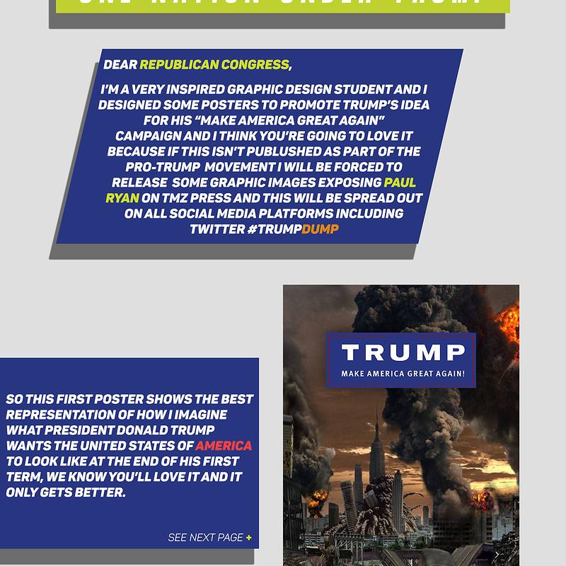 Propaganda Campaign Project