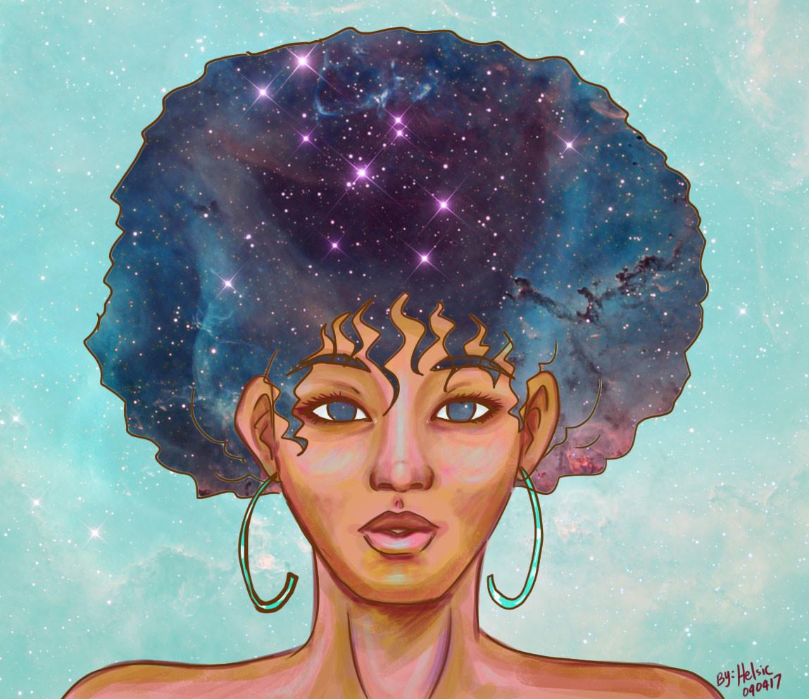 Cosmic Afro