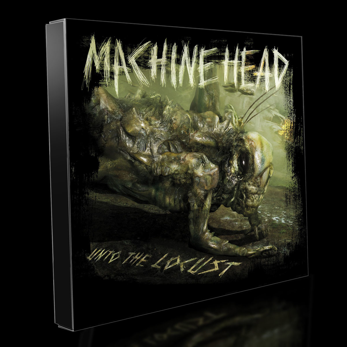 MACHINE HEAD : CD and VIDEO