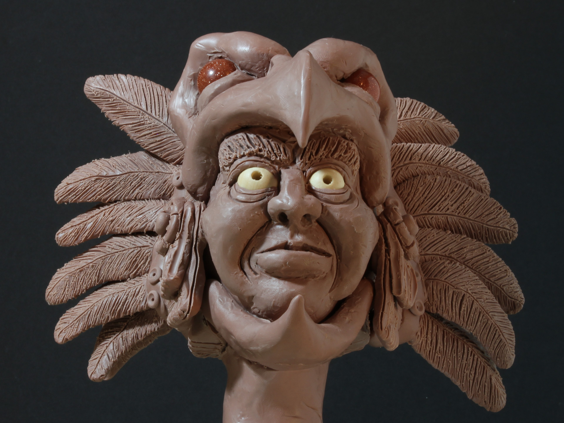 Rob mcdaniel aztec front low