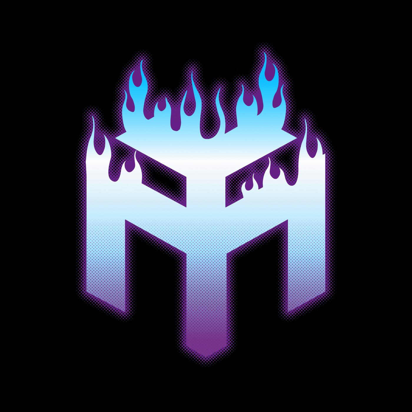 Lil Wayne Young Money Flames Logo