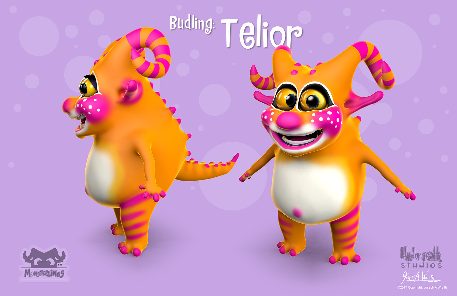 Monsterlings: Budling - Telior