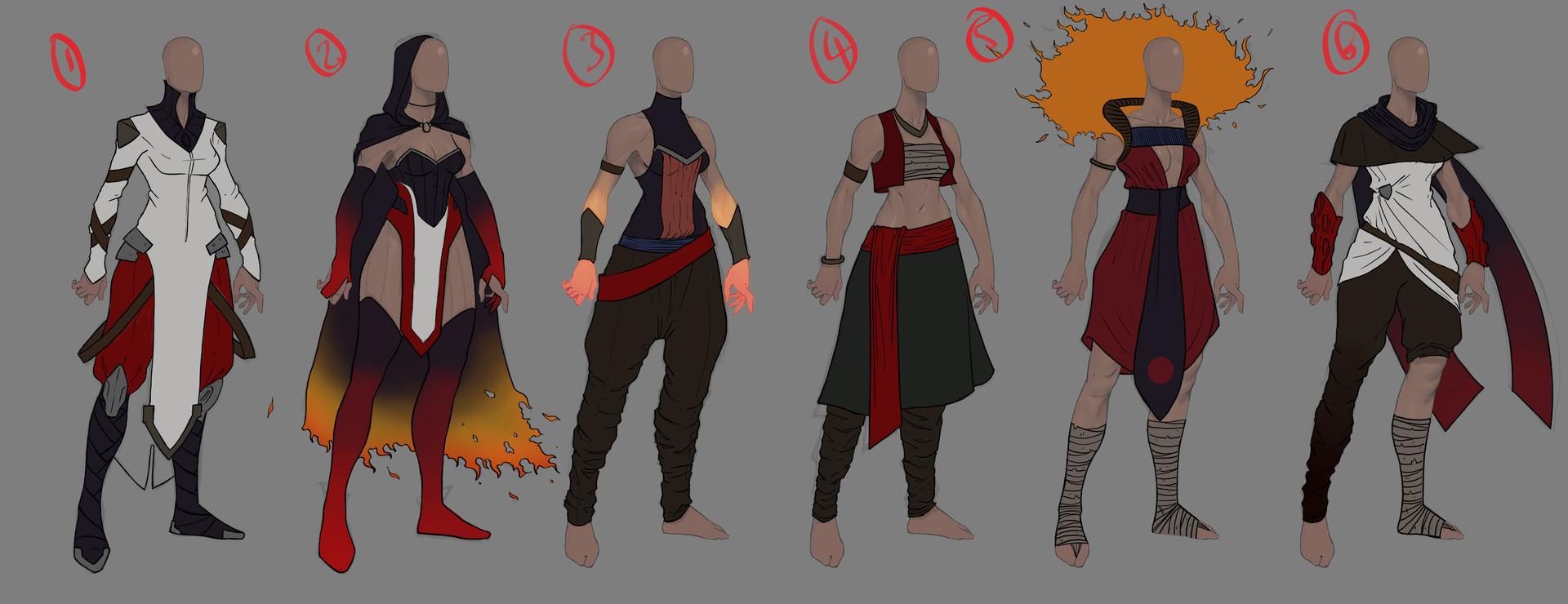 Tumo mere body designs