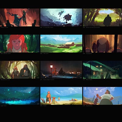 Lap pun cheung cinematic collection keyframes 004 online