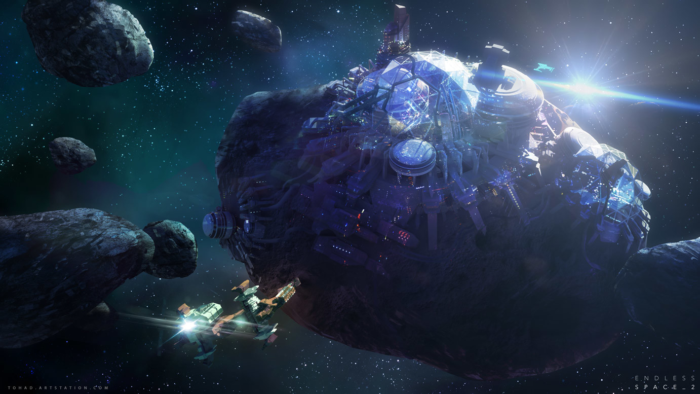 Meteor Station - ENDLESS SPACE 2