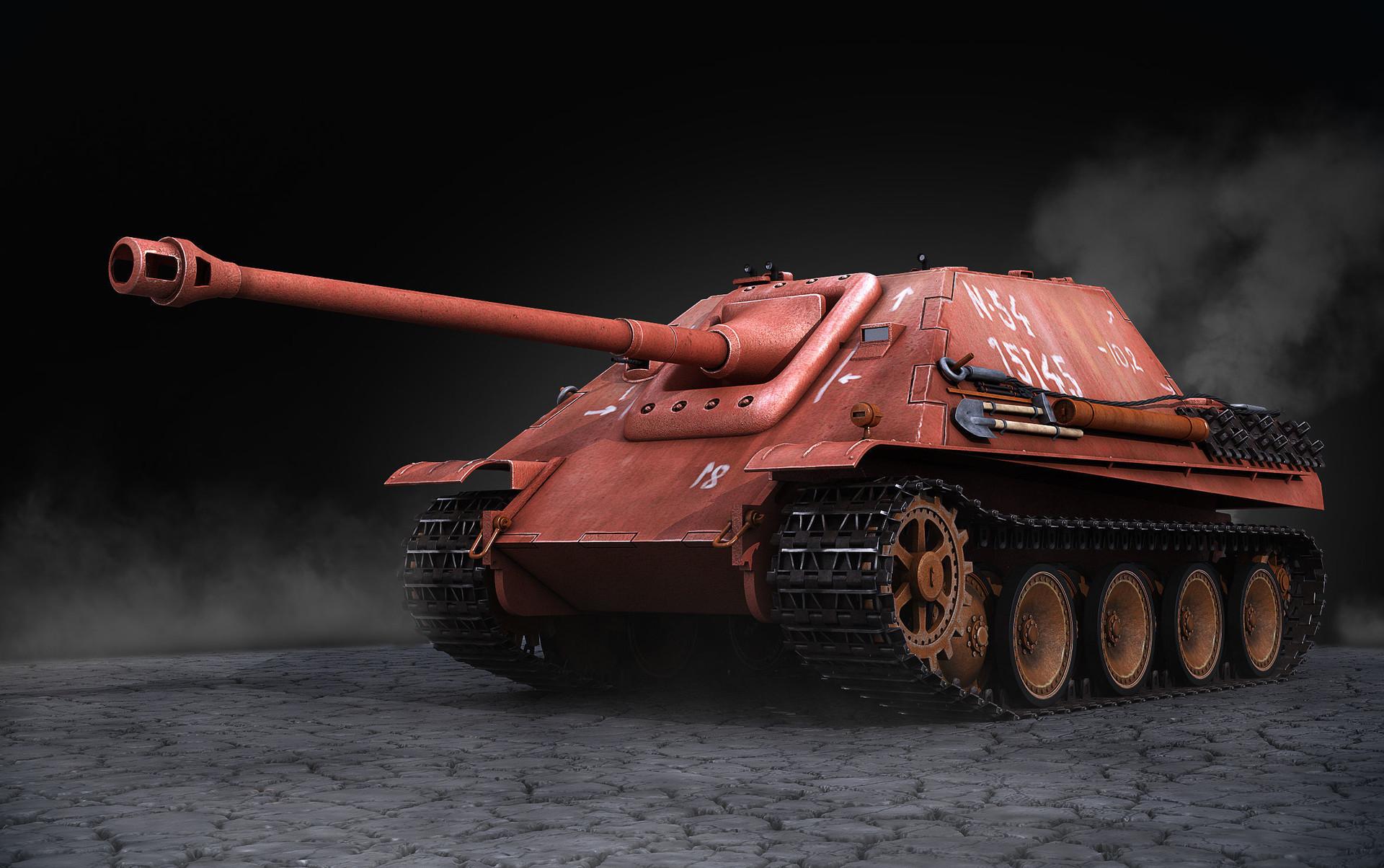 Dmitriy Mironov - Jagdpanther