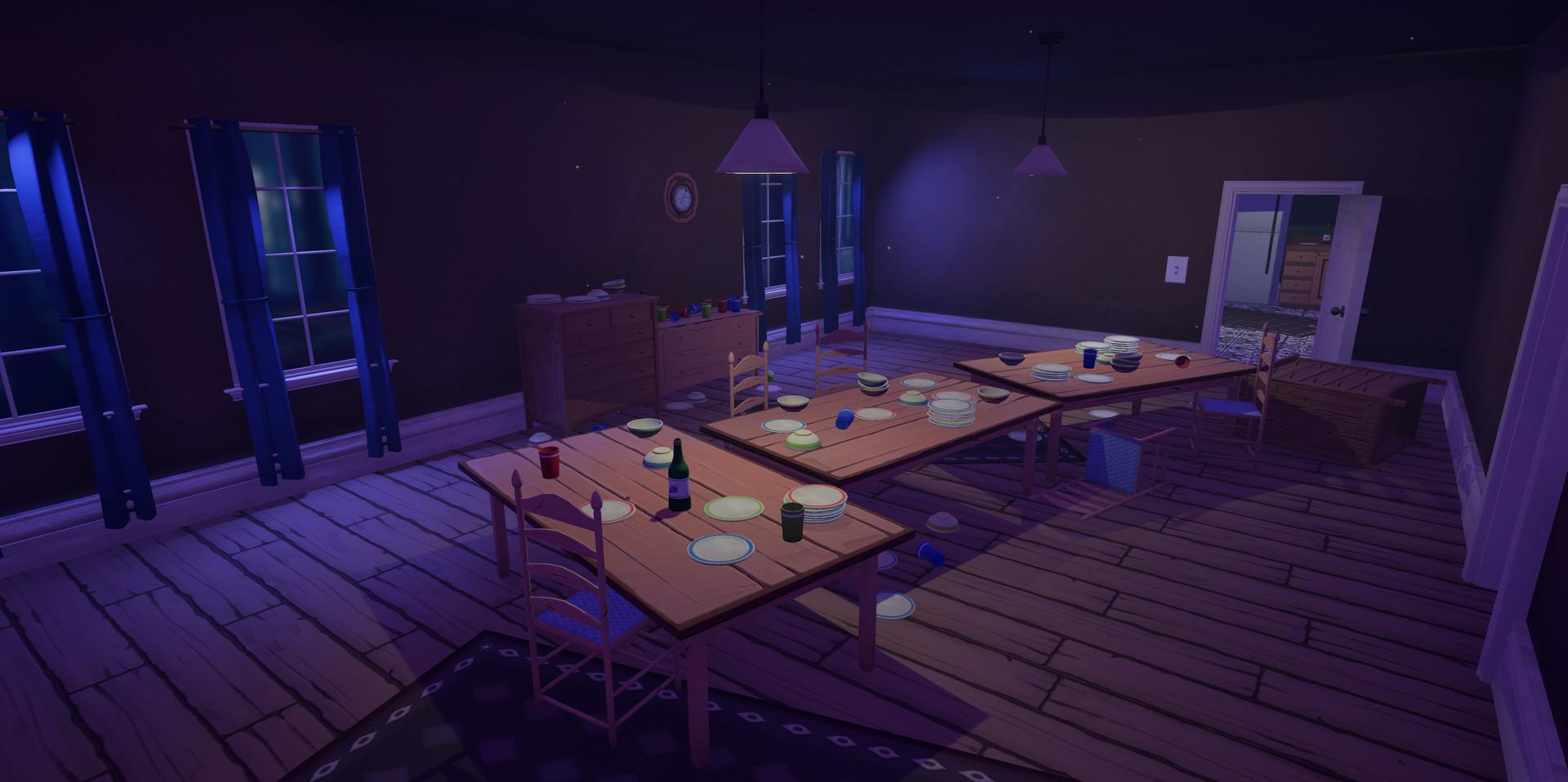 Ben kalicky diningroom