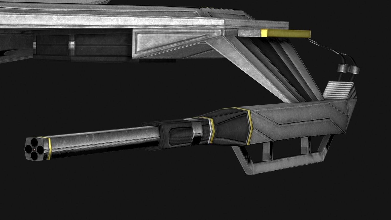 Clean Texture Gun