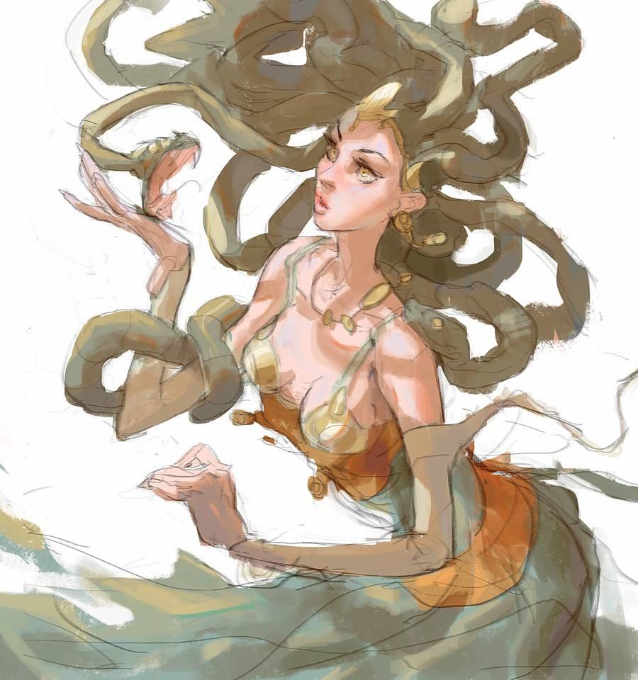 Medusa! :O