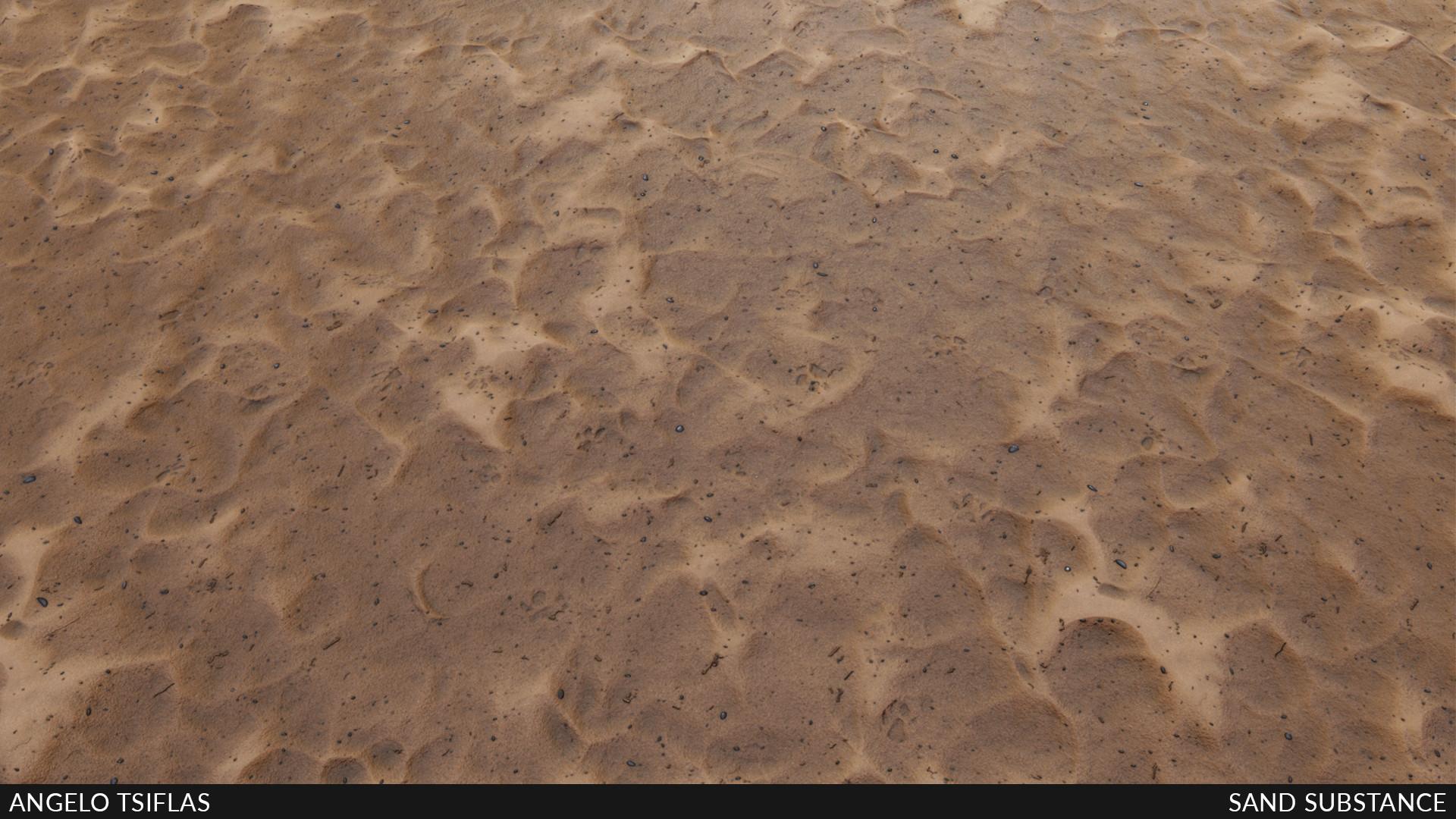 Angelo tsiflas sand full background