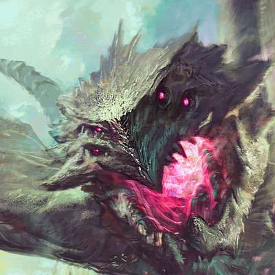 Antonio de luca dragon flying