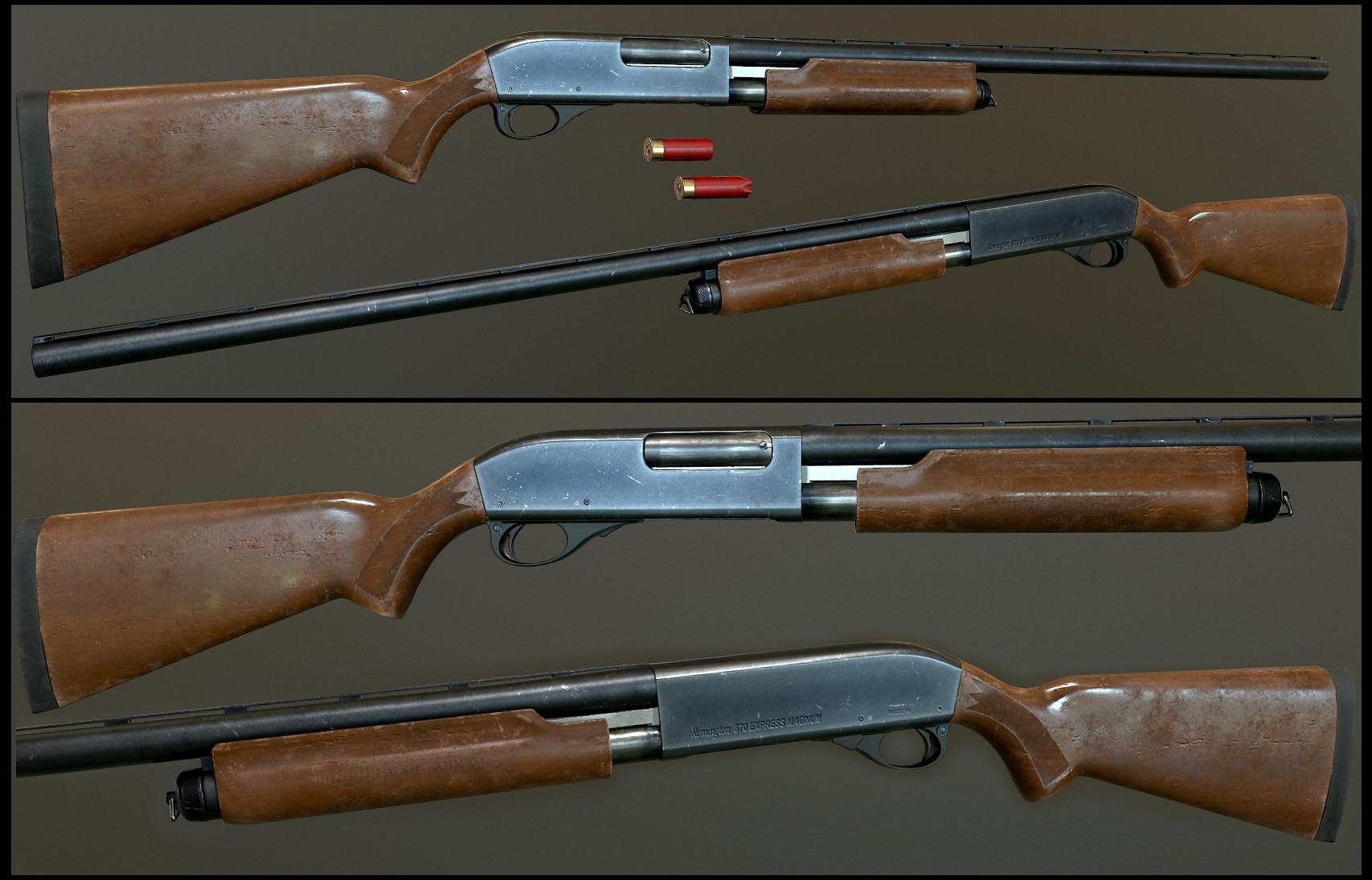 Remington 870 Express