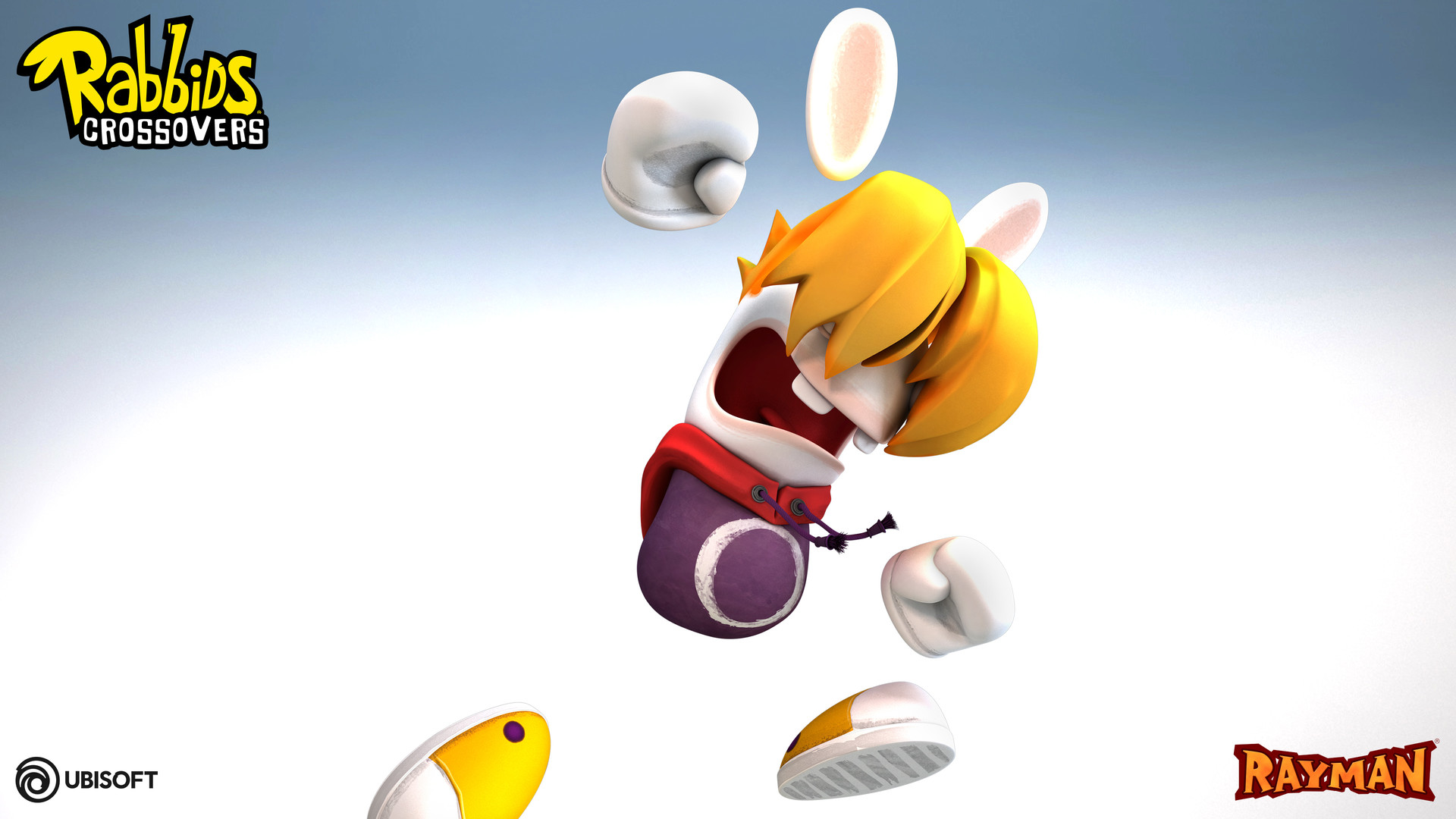 Thomas veyrat rbd rabbids crossovers rayman