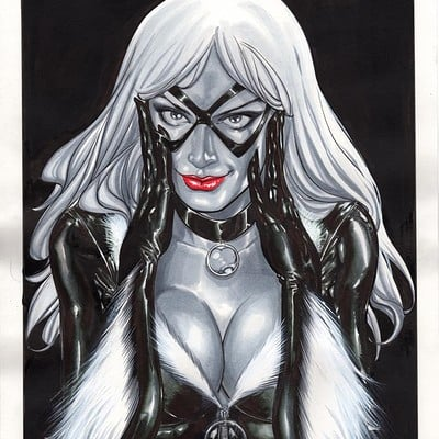 Marco santucci black cat 01