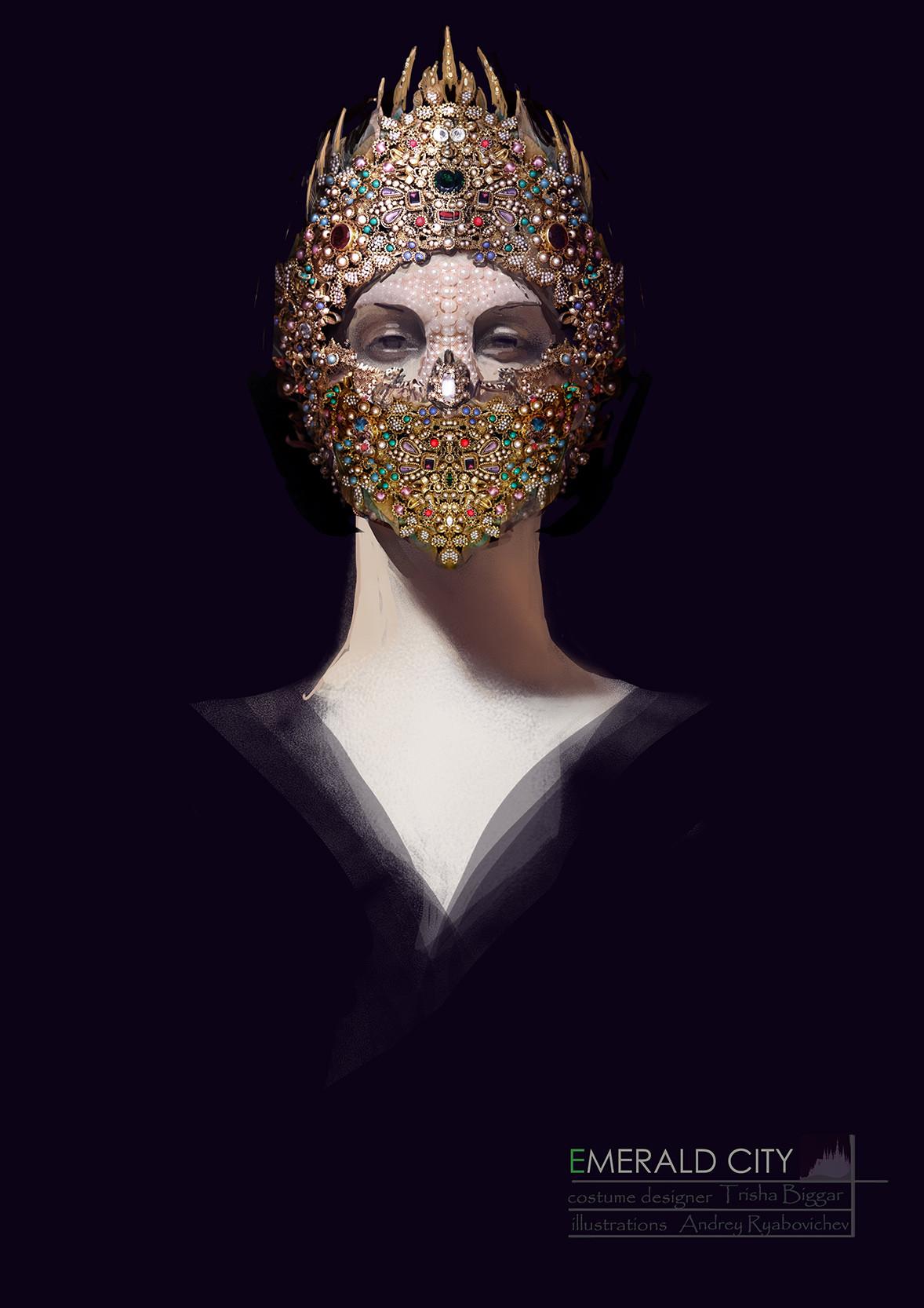 Andrei riabovitchev ec princess masks v002 301 ar