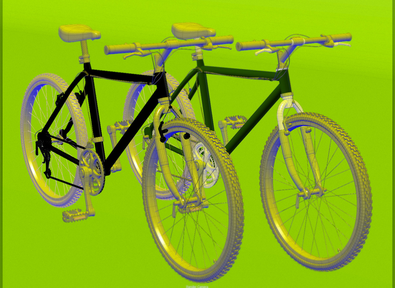 Tharso arrue bicicleta wire modo