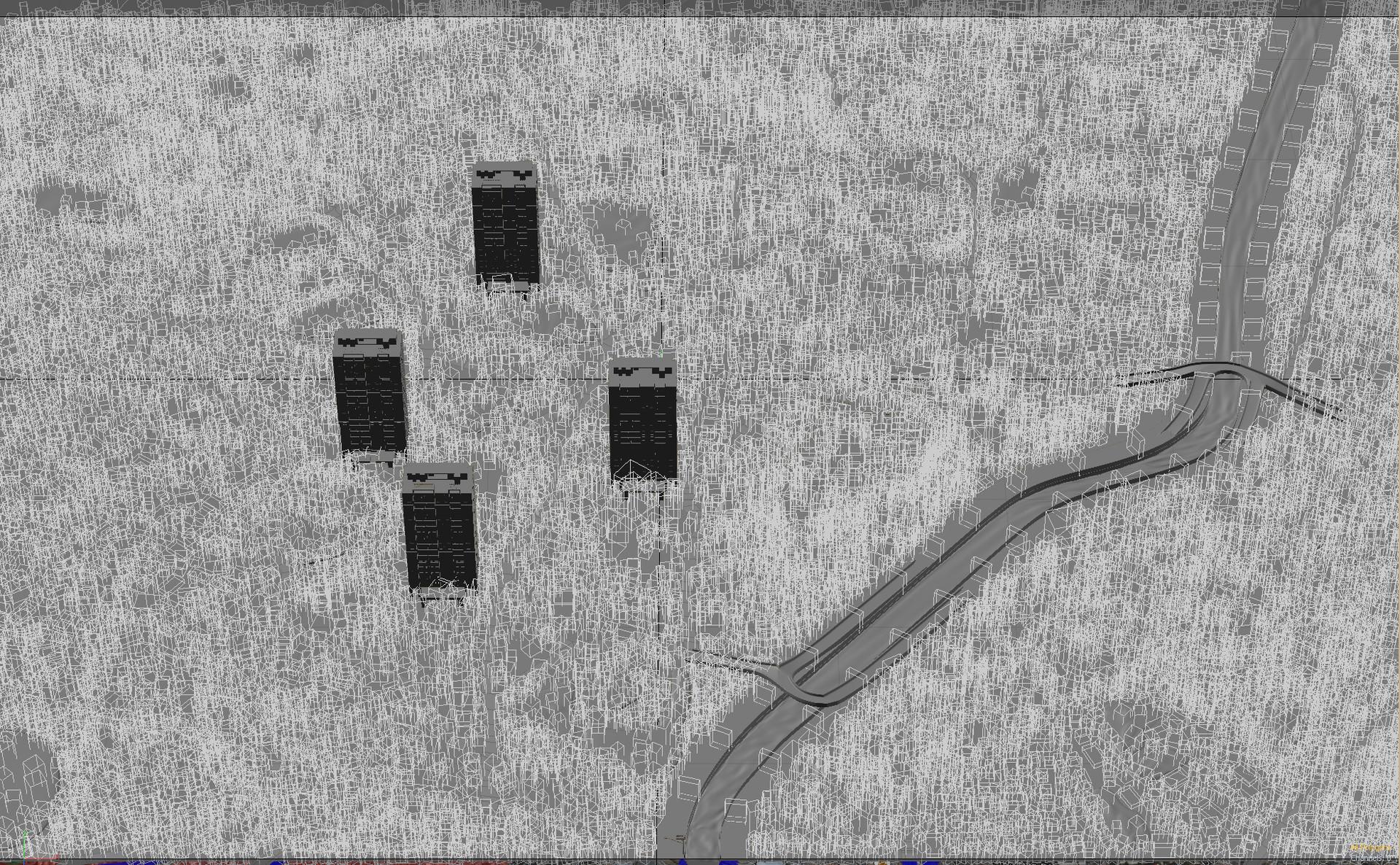 Tharso arrue mapa novo final v4 modo viewport